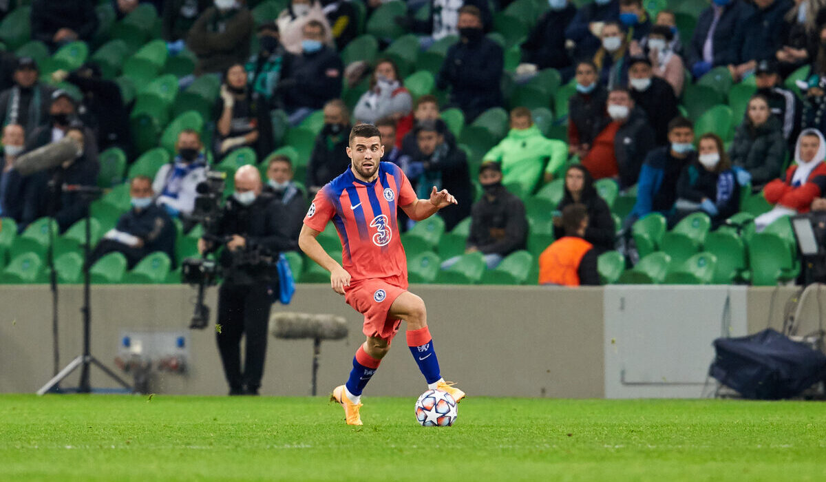 Mateo Kovacic, centrocampista Chelsea