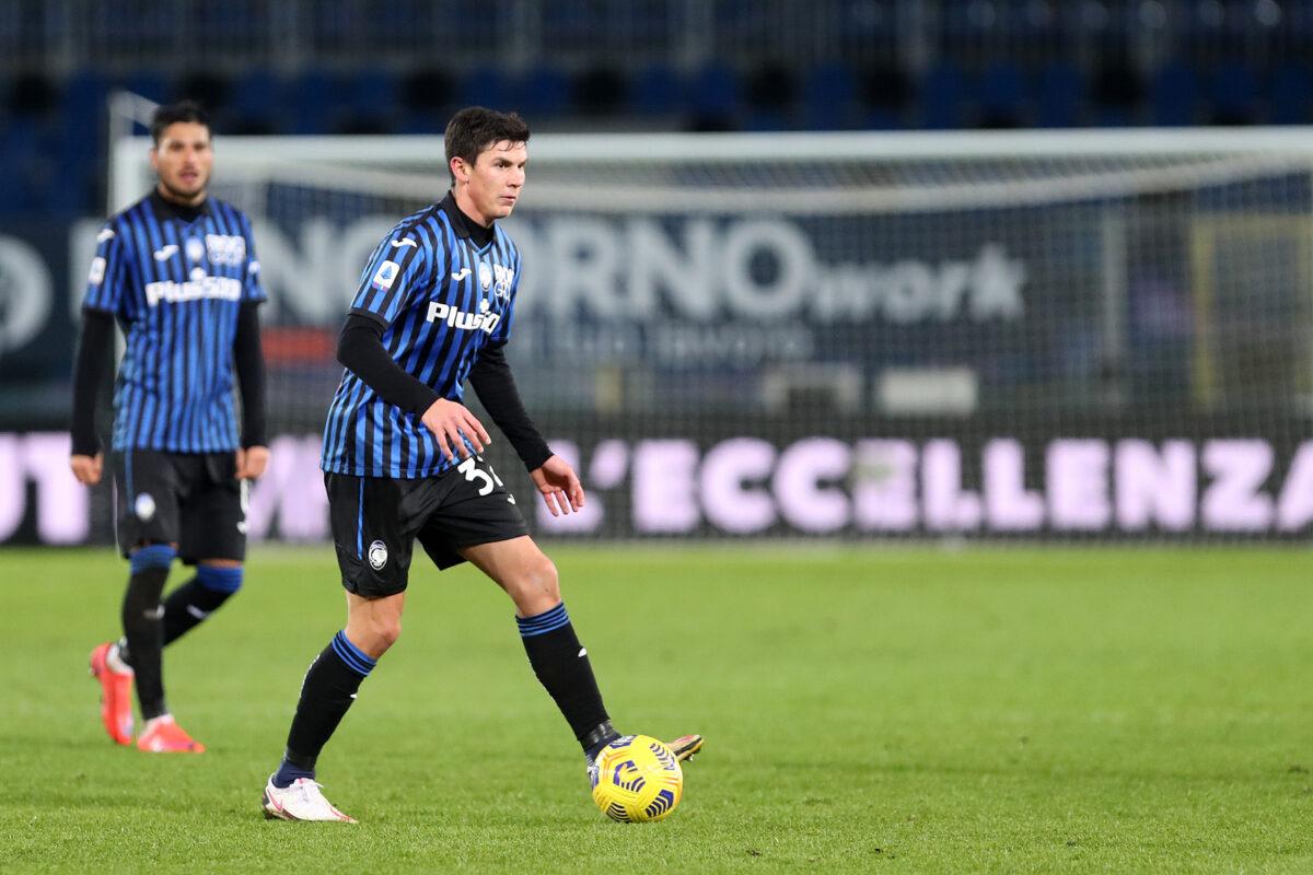 Matteo Pessina, centrocampista Atalanta