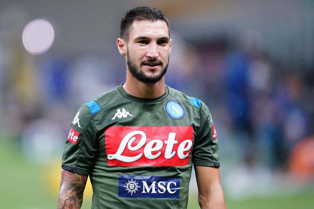 Matteo Politano, attaccante Napoli
