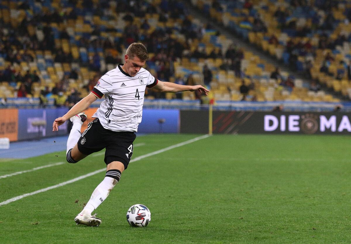 Matthias Ginter, difensore Germania