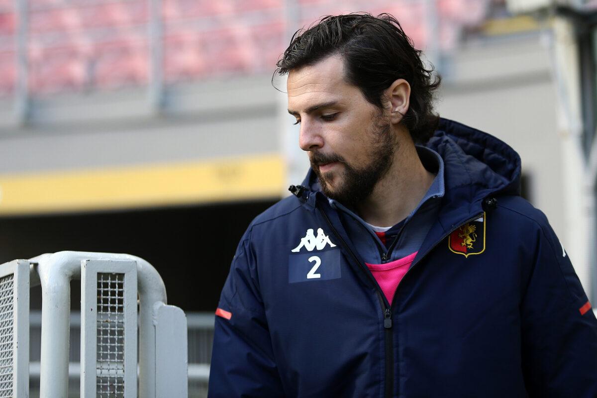 Mattia Destro, attaccante Genoa