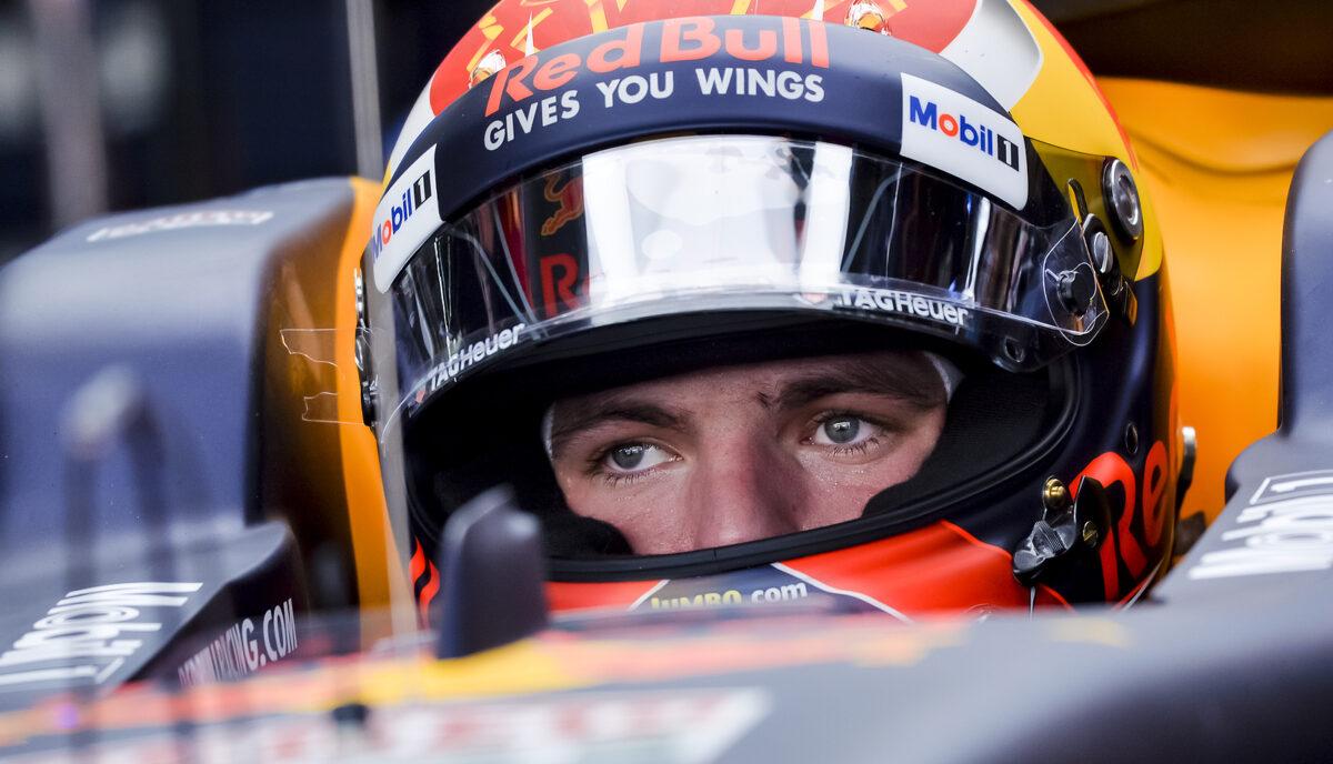 Max Verstappen, Red Bull Formula 1