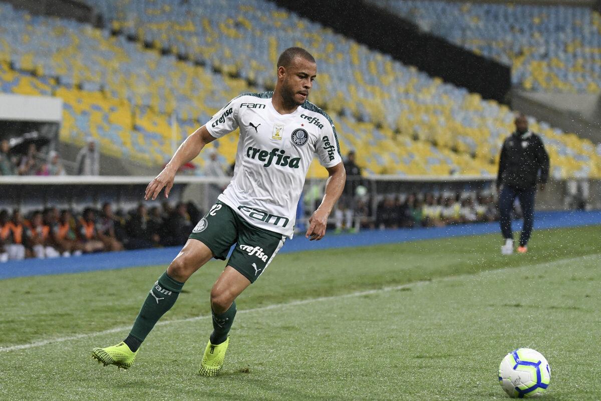 Mayke, terzino destro Palmeiras