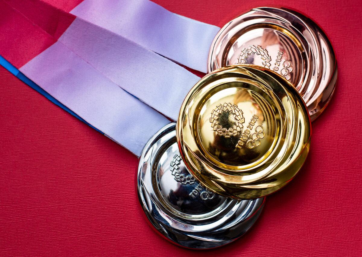 Medaglie Olimpiadi Tokyo 2021