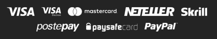 Metodi di pagamento Fantasyteam