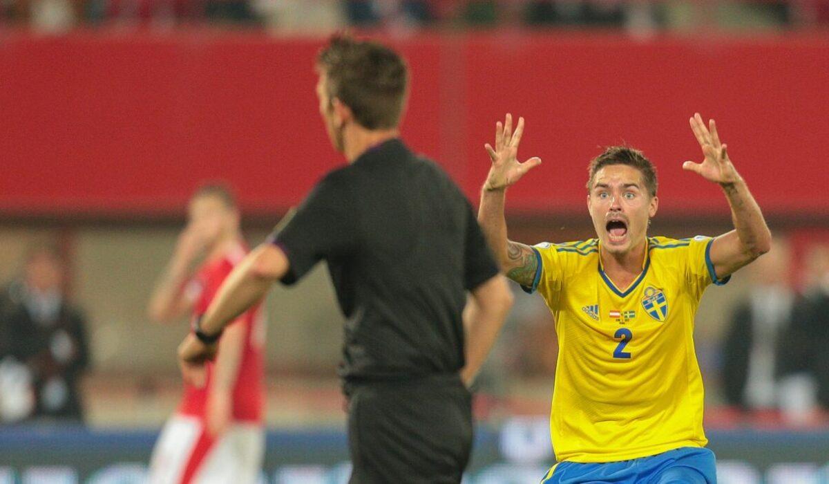 Mikael Lustig, difensore Svezia