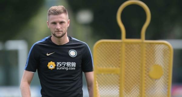 Milan Škriniar, Inter