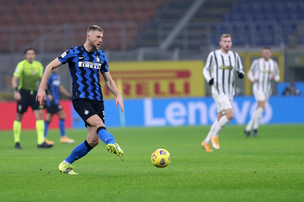 Milan Skriniar, difensore Inter