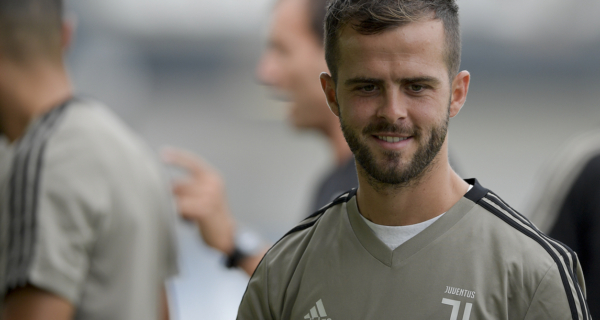 Miralem Pjanić, Juventus