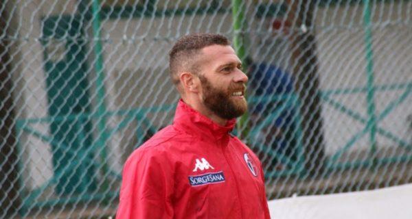 Mirko Antenucci, attaccante Bari - Serie C