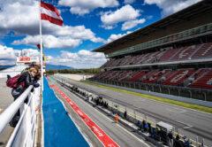 Montmelo Catalonia circuito, Formula 1