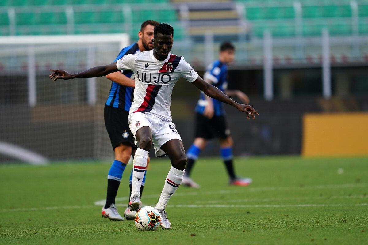 Musa Barrow, attaccante Bologna