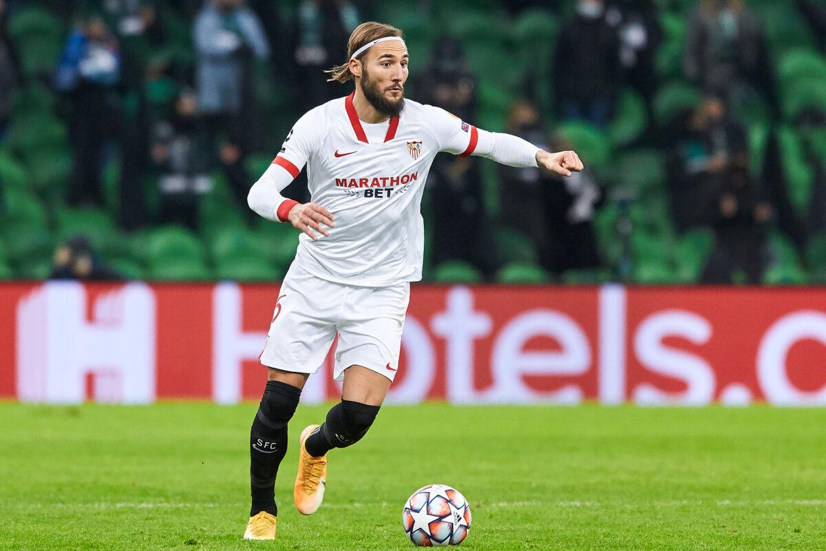 Nemanja Gudelj, centrocampista Siviglia