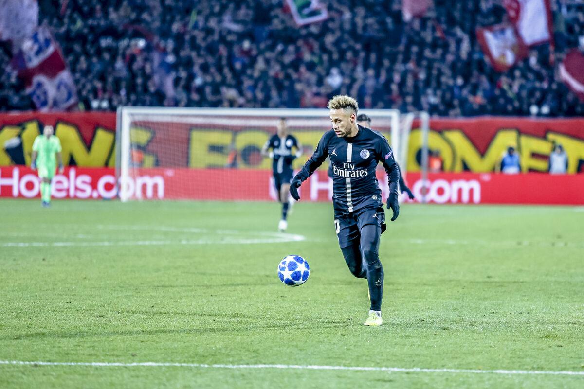 Neymar, attaccante PSG