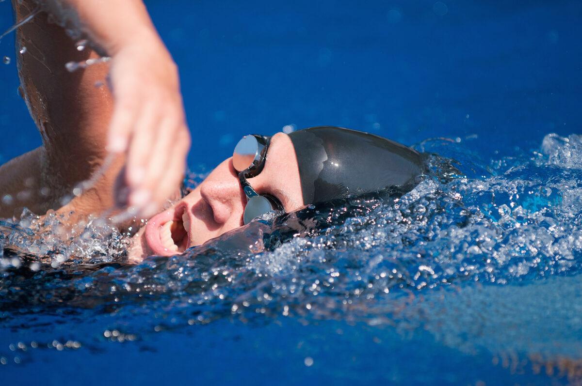 Nuoto di fondo in acque libere - Olimpidi