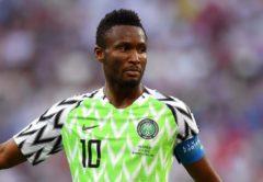 Obi Mikel, centrocampista Nigeria