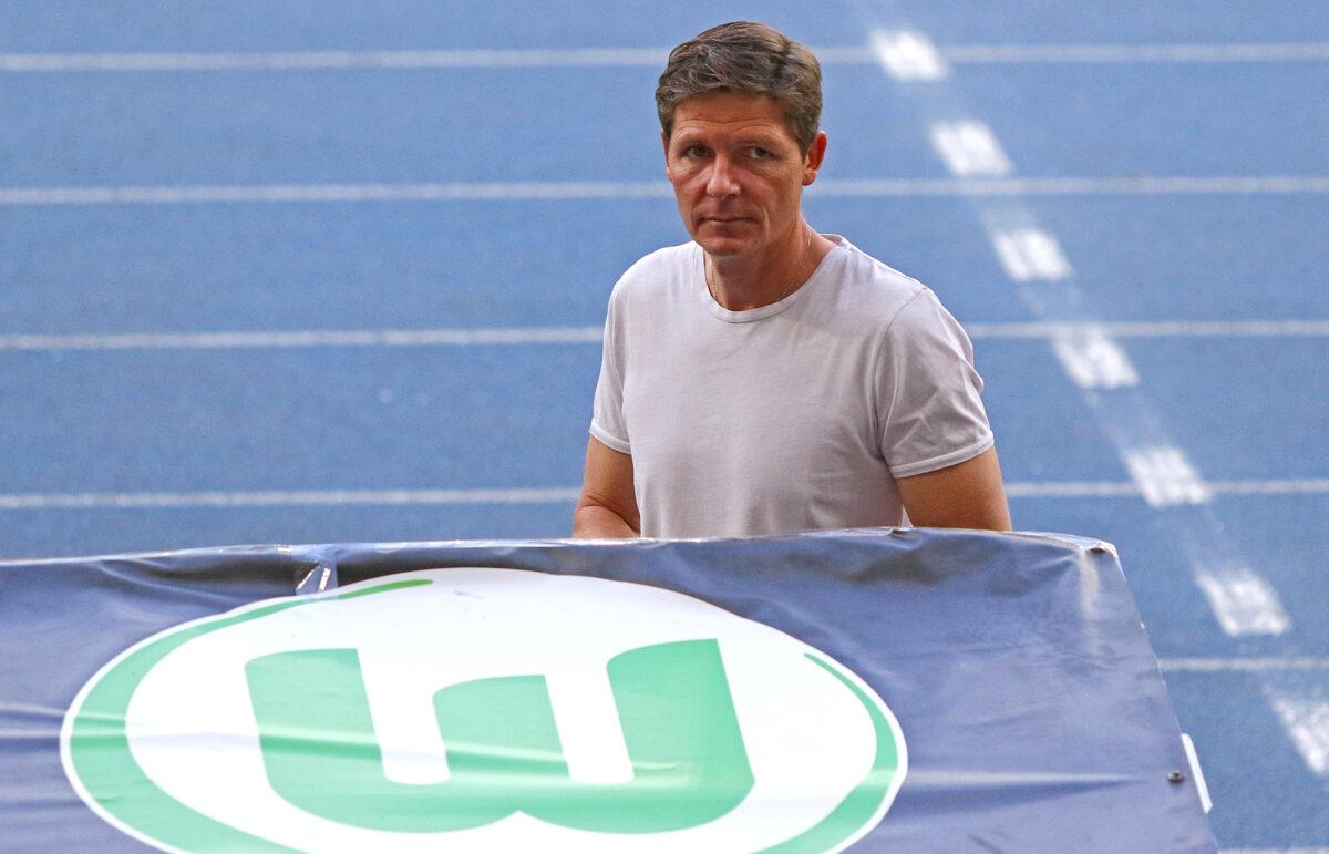 Oliver Glasner, allenatore Wolfsburg
