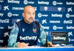 Paco López, allenatore Levante