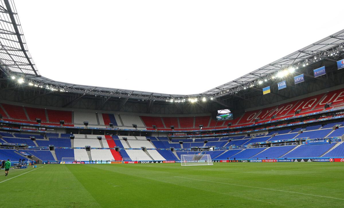 Parc Olympique Lyonnais, Lione