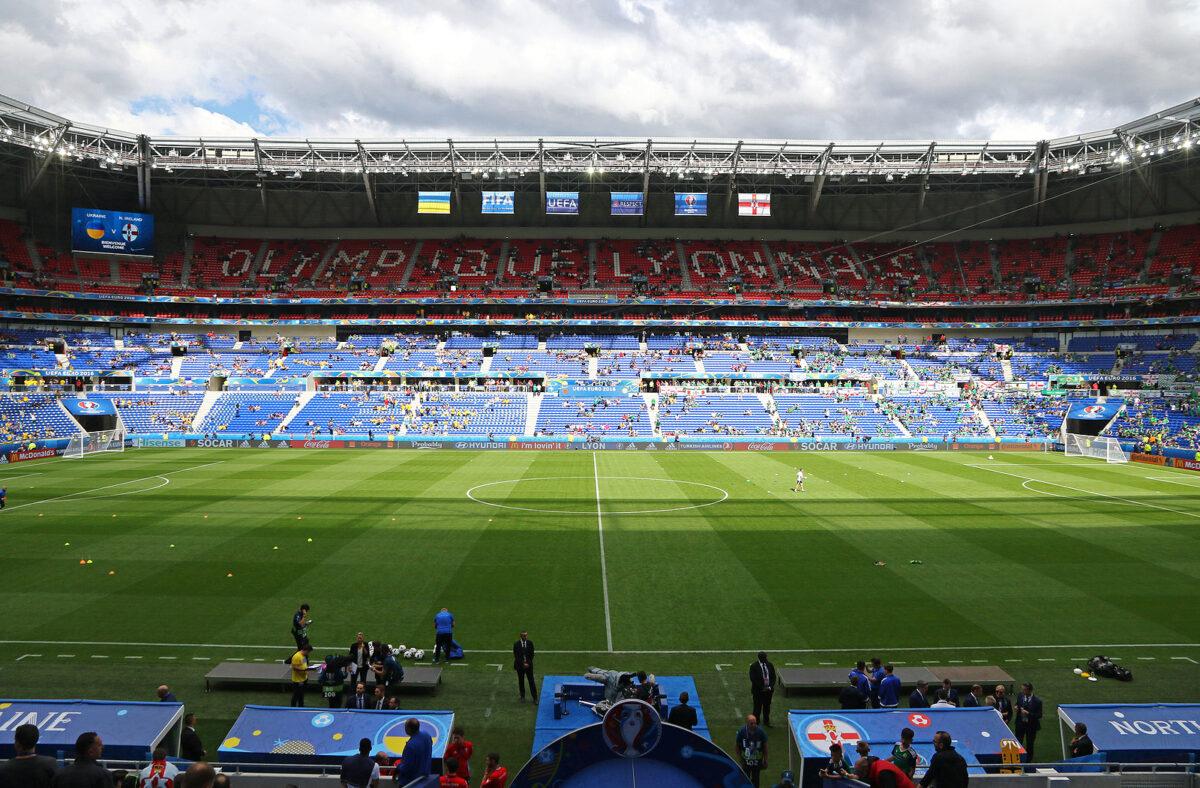 Parc Olympique Lyonnais stadium