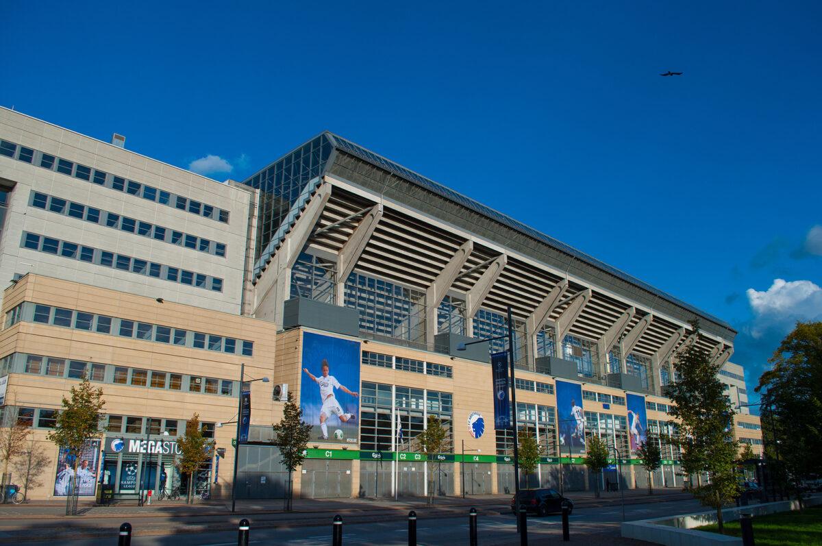 Parken Stadium, Copenaghen