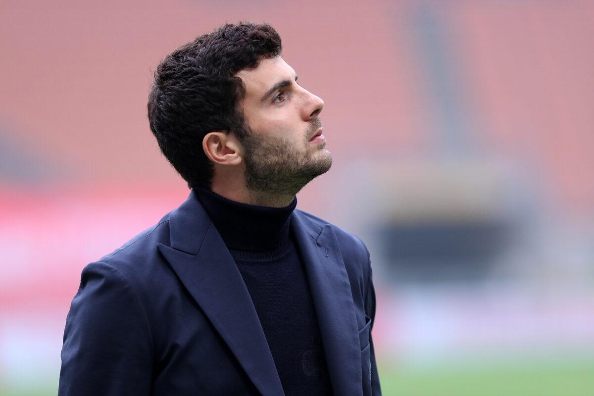 Patrick Cutrone, attaccante Italia Under 21