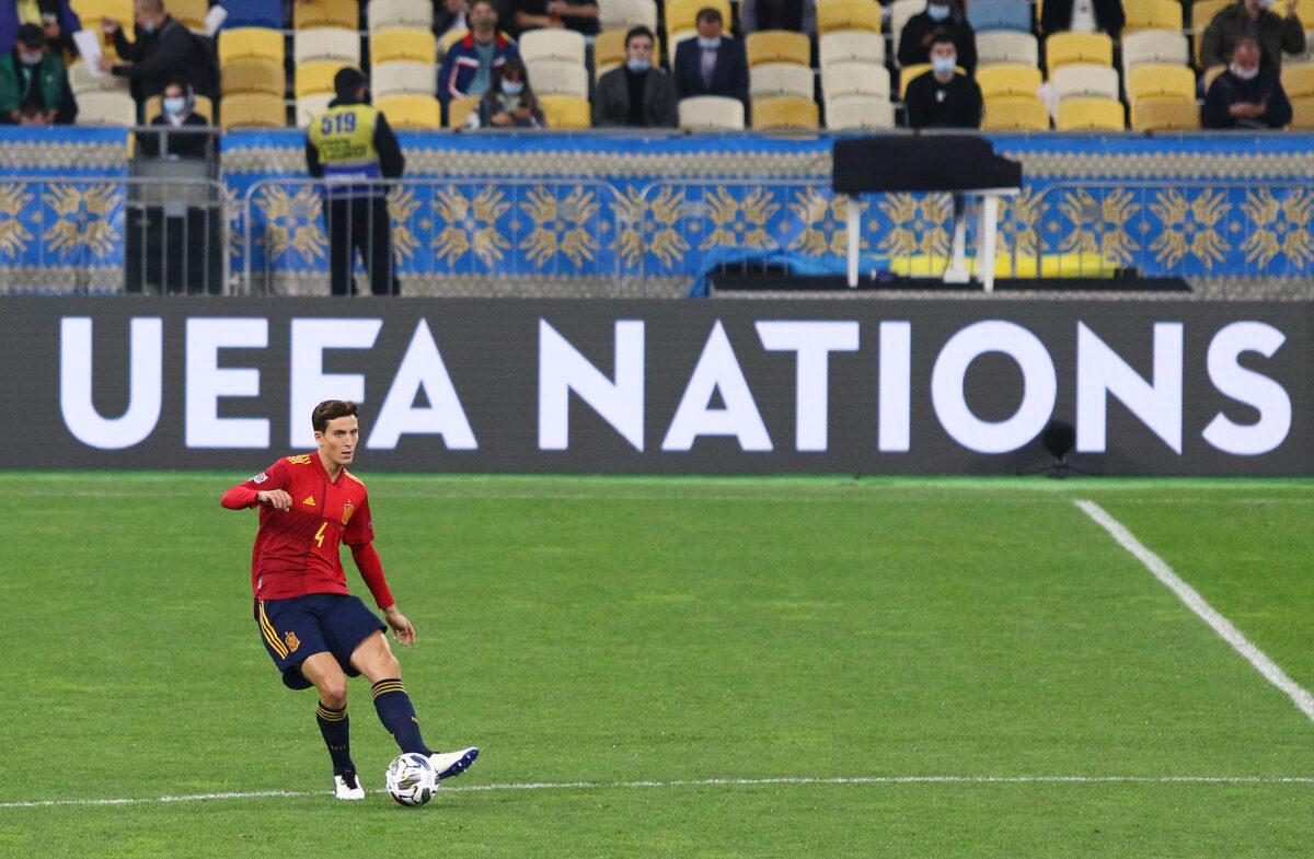 Pau Torres, difensore Spagna