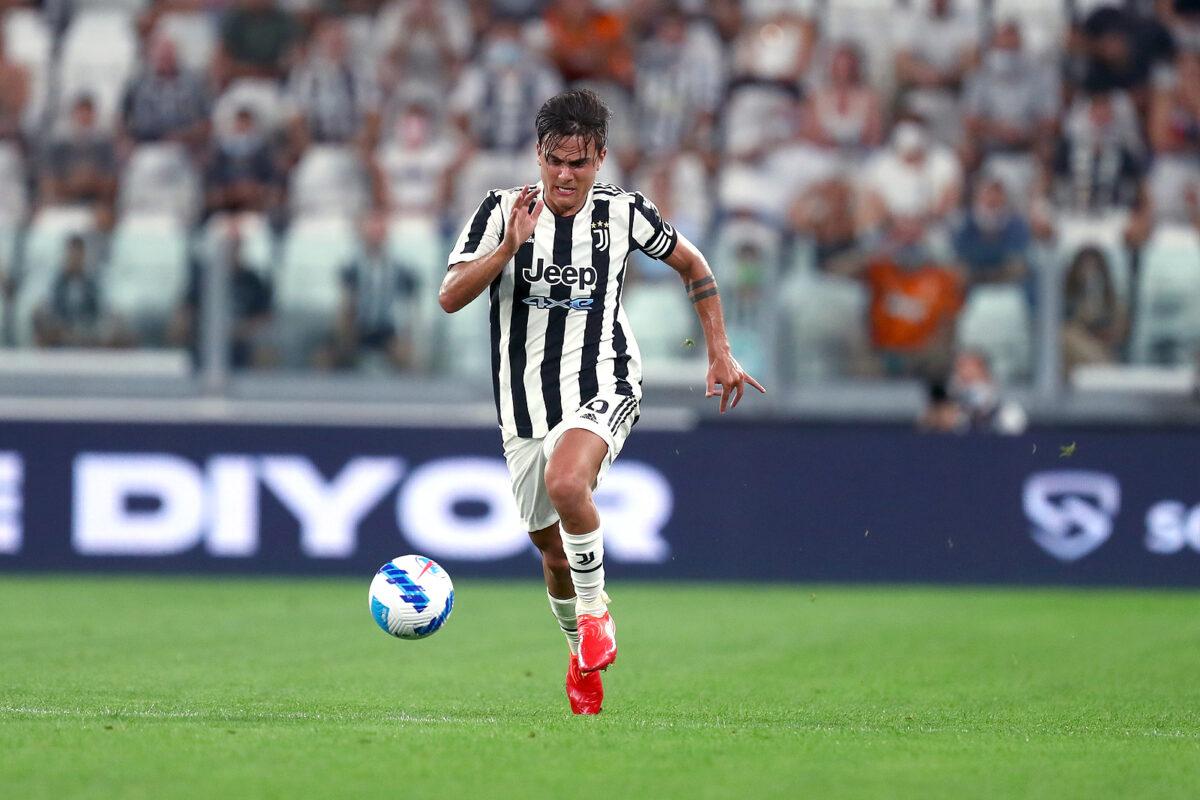 Paulo Dybala, attaccante Juventus