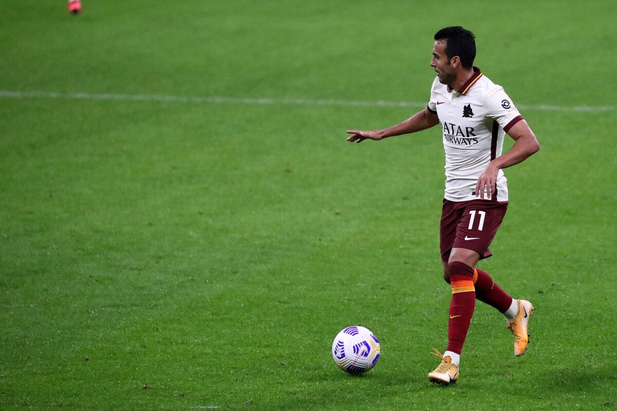 Pedro, attaccante Roma