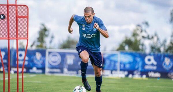 Pepe, difensore Porto