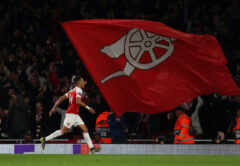 Pierre-Emerick Aubameyang, attaccante Arsenal