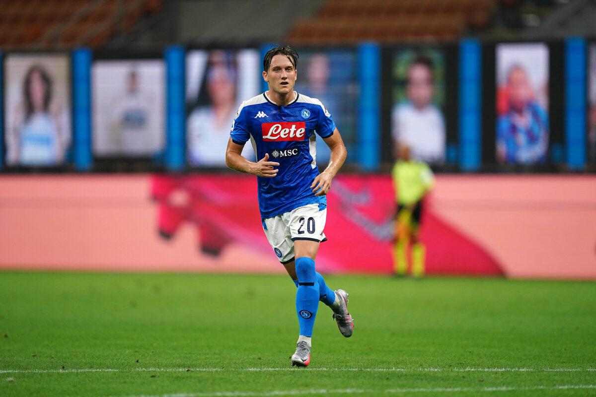 Piotr Zielinski, centrocampista Napoli