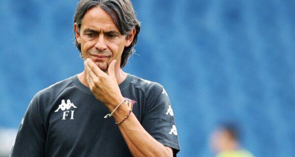 Pippo Inzaghi, Benevento