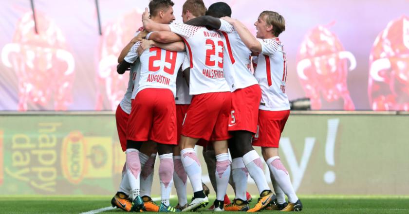 RB Lipsia, Bundesliga