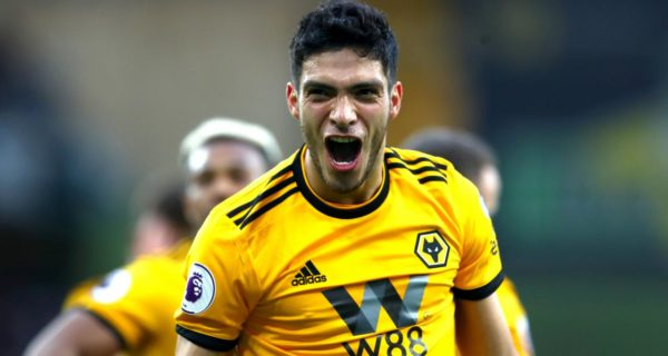 Raul Jimenez, attaccante Wolverhampton