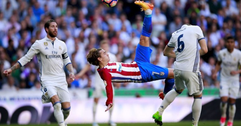 Pronostico Real Madrid-Atletico Madrid