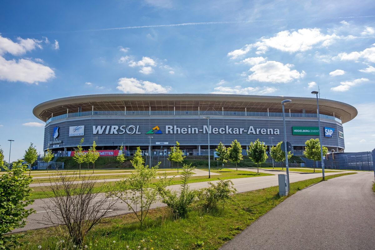 Rhein-Neckar Arena, Hoffenheim