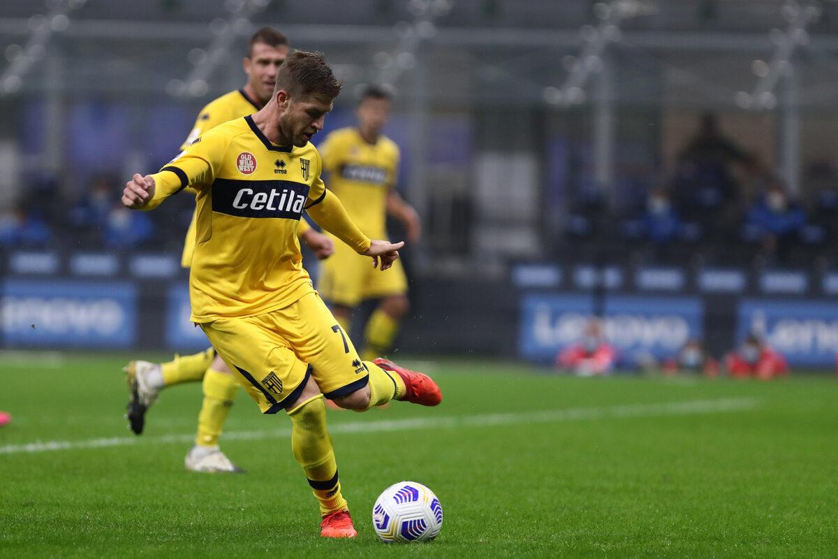 Riccardo Gagliolo, difensore Parma