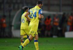 Riccardo Meggiorini, attaccante Chievo - Serie B