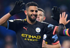 Riyad Mahrez, attaccante Manchester City