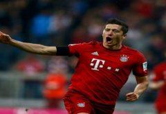 Robert Lewandowski, Bayern Monaco
