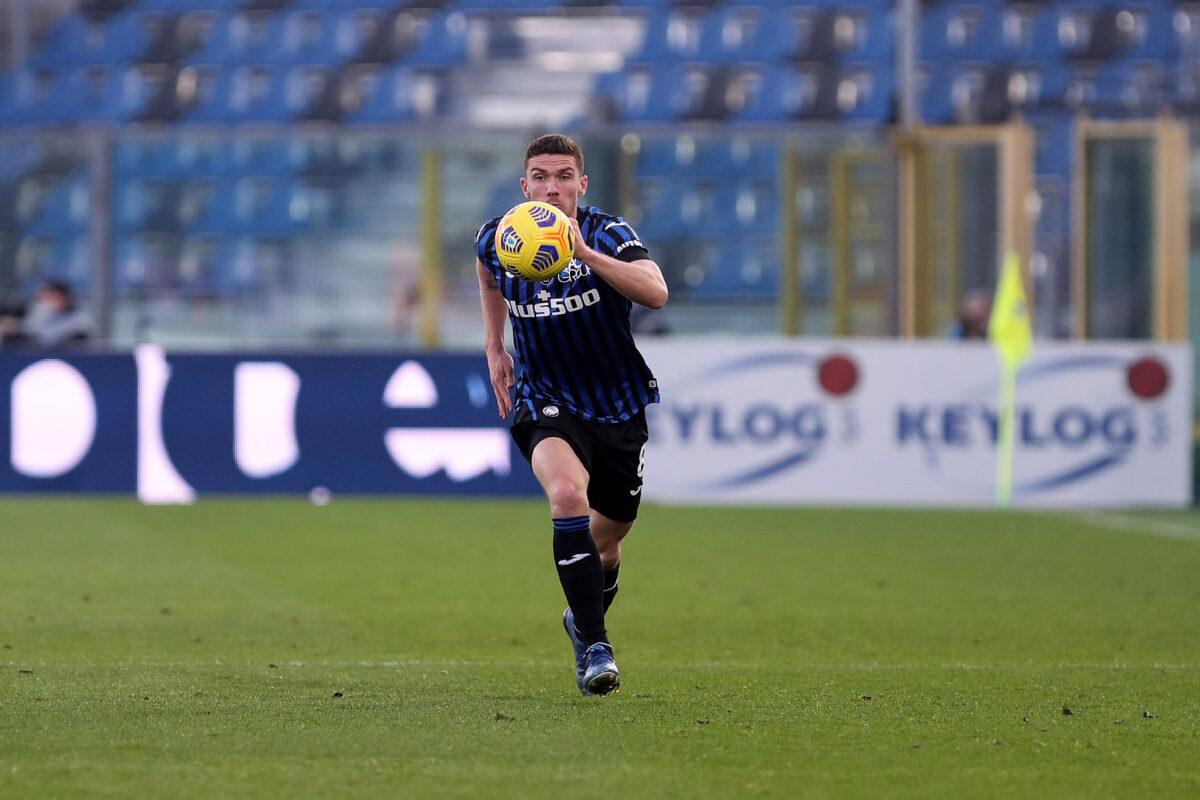 Robin Gosens, centrocampista Atalanta