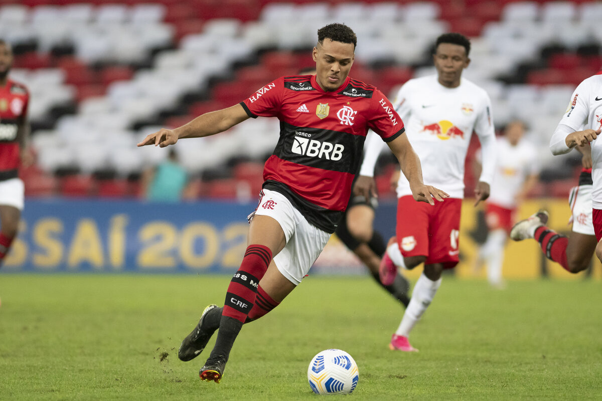 Rodrigo Muniz, attaccante Flamengo