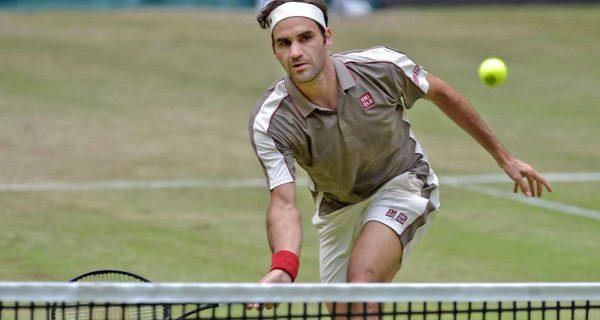 Roger Federer, Wimbledon 2019 - Tennis
