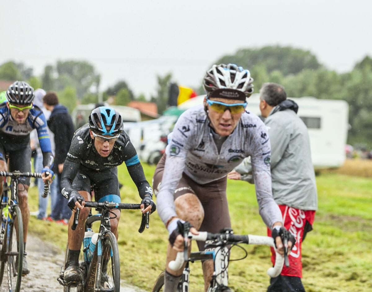 Romain Bardet, Ciclismo