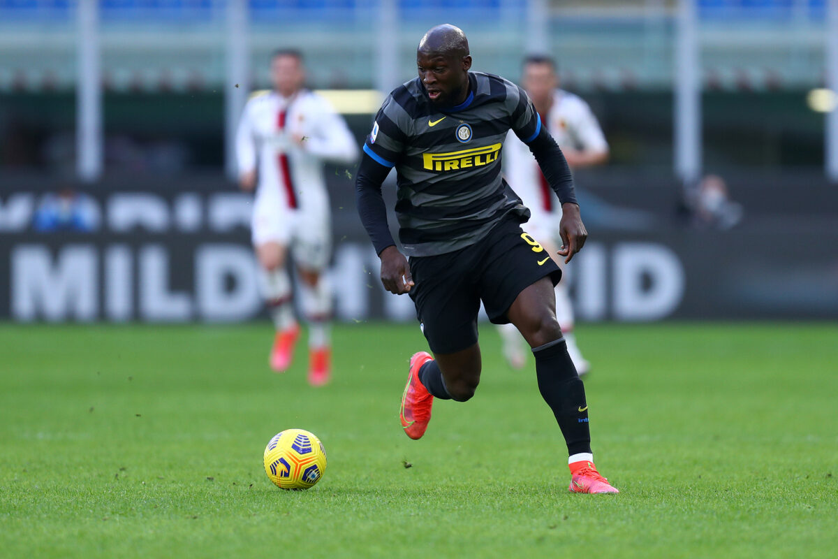 Romelu Lukaku, attaccante Inter