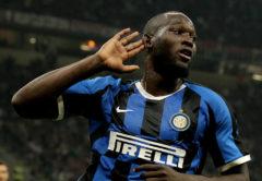 Romelu Lukaku, attaccante dell'Inter