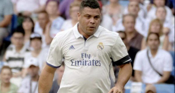 Ronaldo, Real Madrid