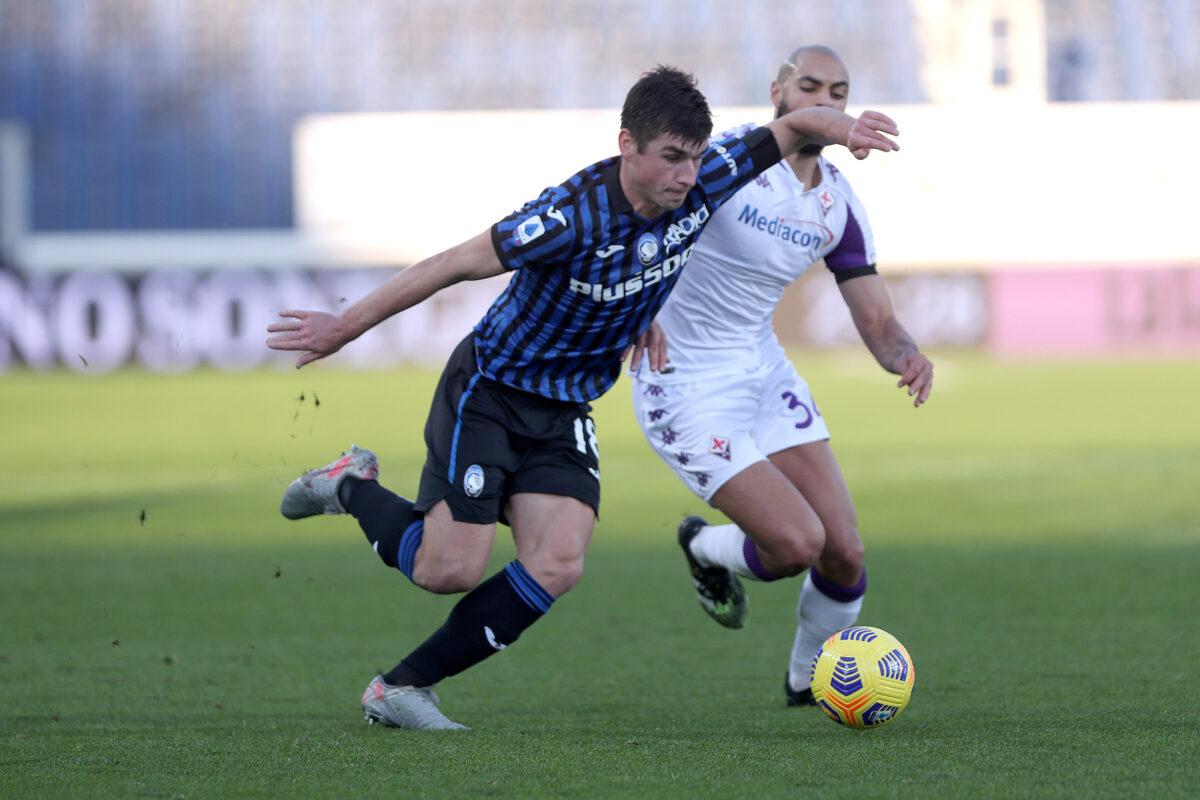 Ruslan Malinovskyi, centrocampista Atalanta