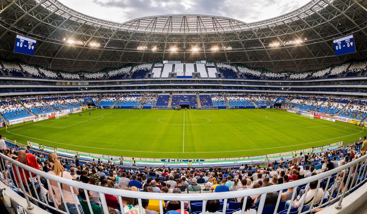Samara Arena, Russia
